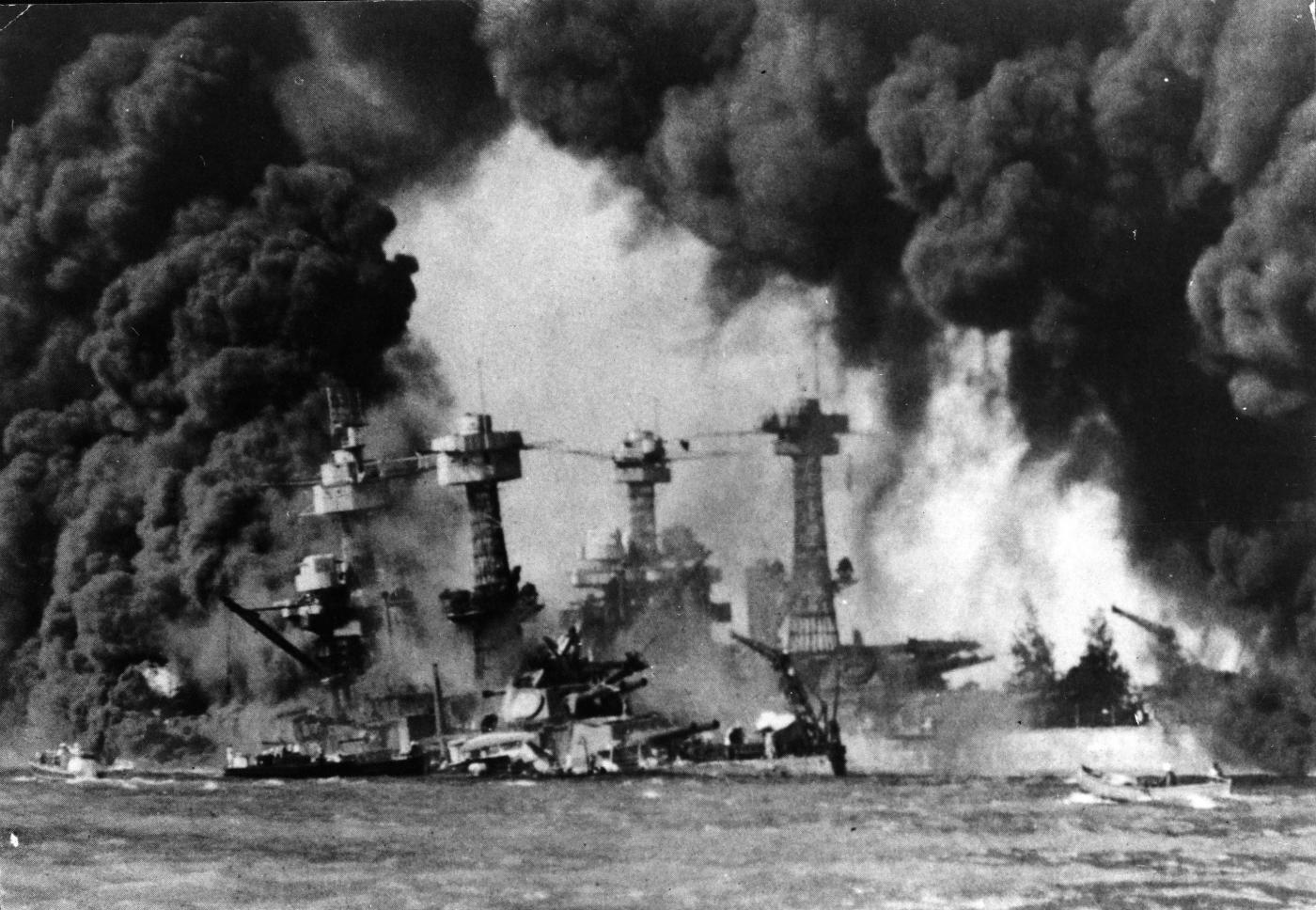 Il gelo, il silenzio, poi l'ordine: così l'Impero giapponese attaccò l'America