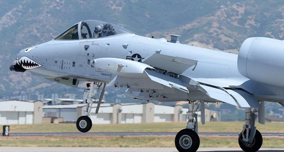 A-10 Enhanced Wing Assembly