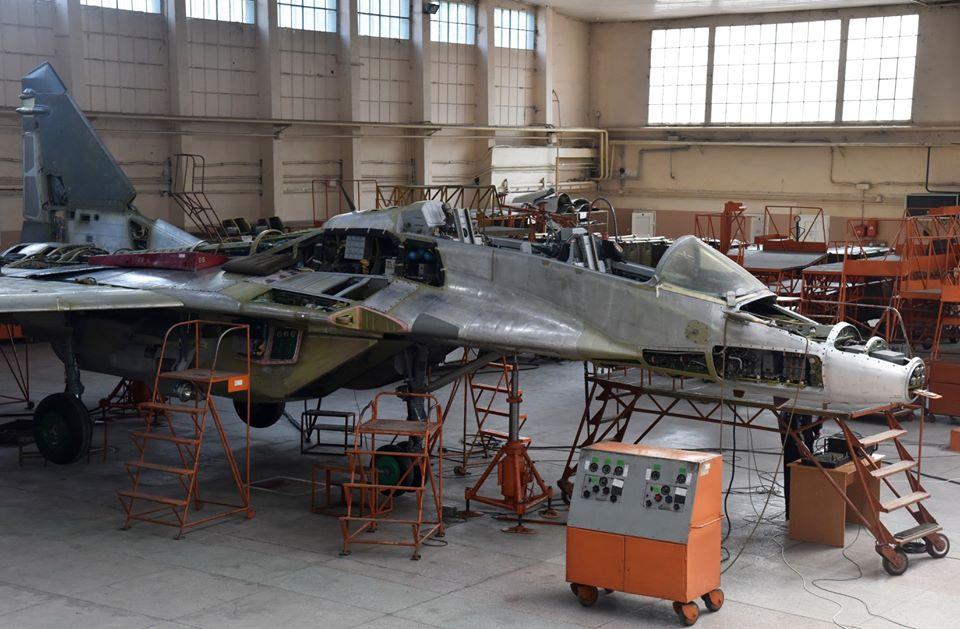 Il MiG-29MU2 ucraino pronto per i test