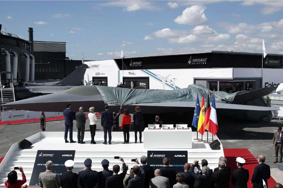 Le Bourget: Dassault e Airbus presentano il programma FCAS allargato alla Spagna