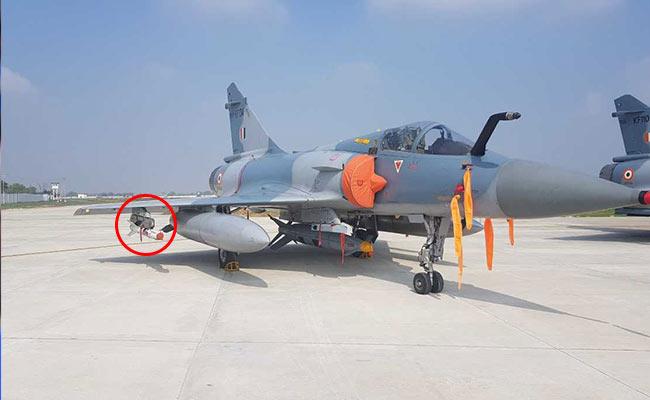 La difficile integrazione dei missili russi R-73 sui Mirage 2000 indiani