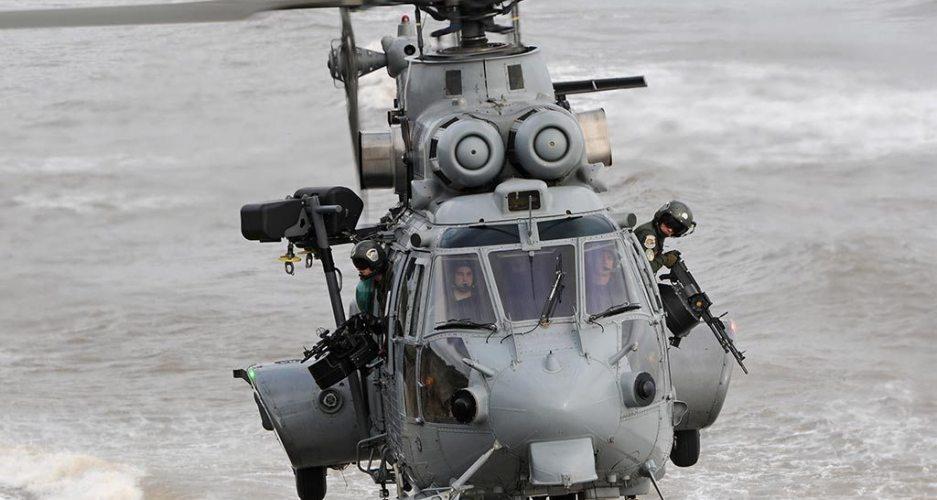 """L'Armée de l'Air rafforza la propria flotta di elicotteri H225M """"Caracal"""""""