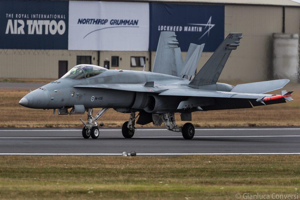 F-18 Hornet: 40 anni fa il primo volo