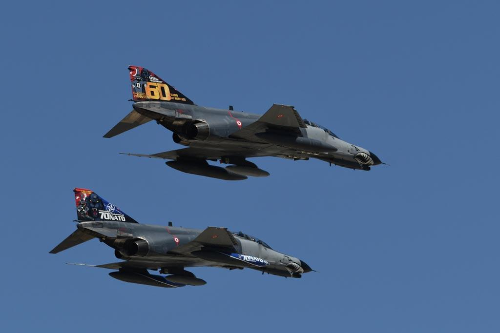 Turchia: esercitazione Anatolian Eagle 2021