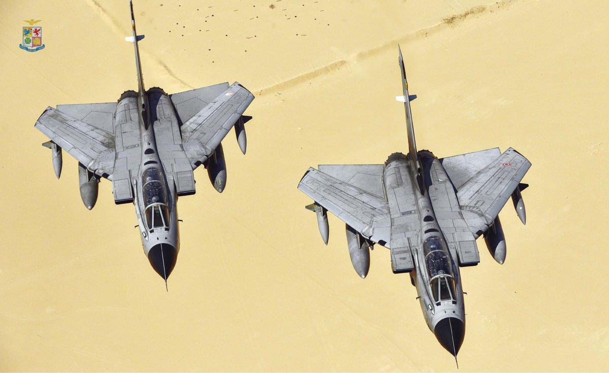 I Tornado italiani in Kuwait superano le 500 ore di volo operativo nei primi 100 giorni di missione