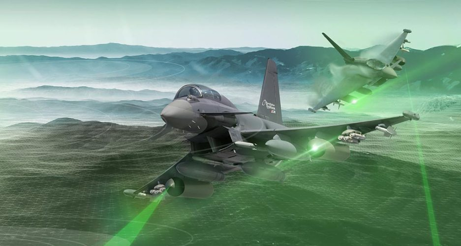 Eurofighter ECR (Electronic Combat Role)