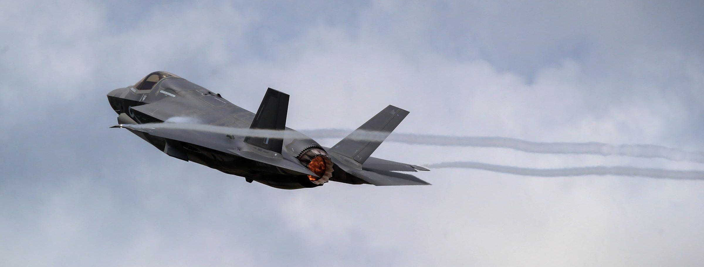 L'F-35 è davvero il cacciabombardiere più caro della storia?