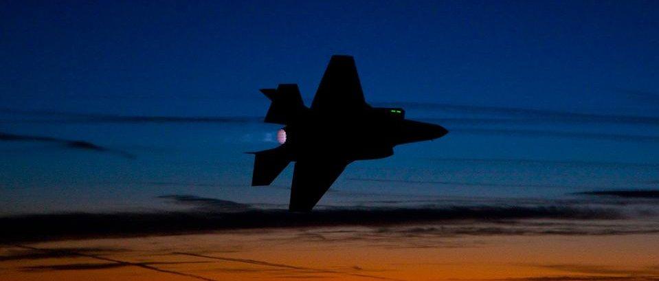 F-35 italiani intercettano aerei russi nei cieli di Islanda