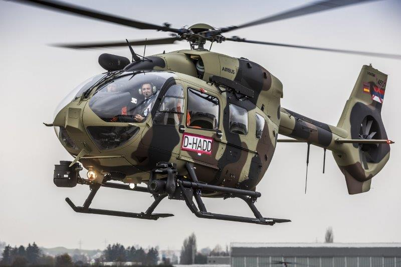 Consegnato il primo elicottero Airbus H145M all'esercito serbo