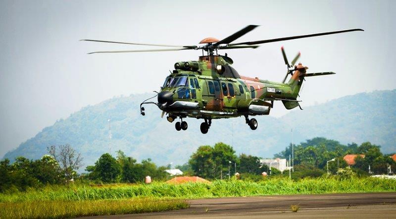 L'Aeronautica Indonesiana ordina altri 8 elicotteri Airbus H225M
