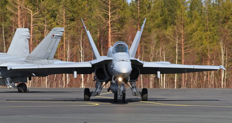 La Finlandia riceve le quotazioni finali per il programma HX Fighter