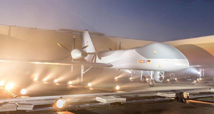 Il velivolo a pilotaggio remoto europeo MALE supera la revisione preliminare del progetto