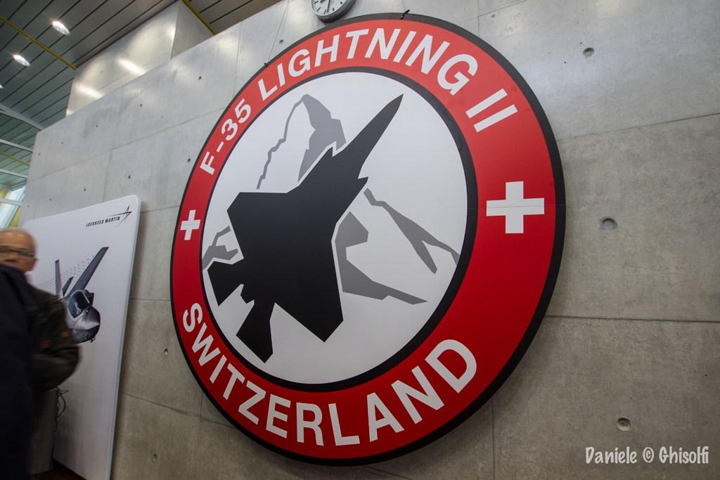 Svizzera Air2030: il candidato F35 Joint Strike Fighter