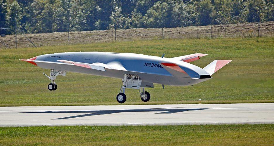 Boeing pronta per i nuovi test del tanker drone MQ-25A Stingray