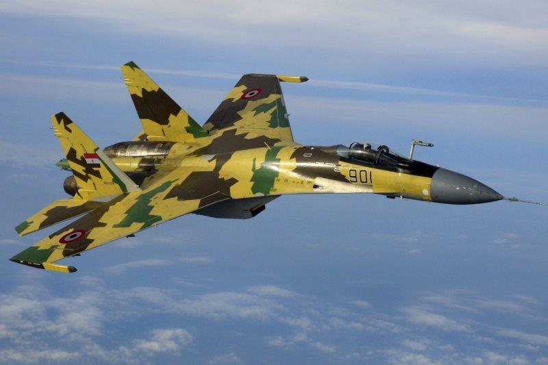 L'Egitto sceglie i Sukhoi Su-35?