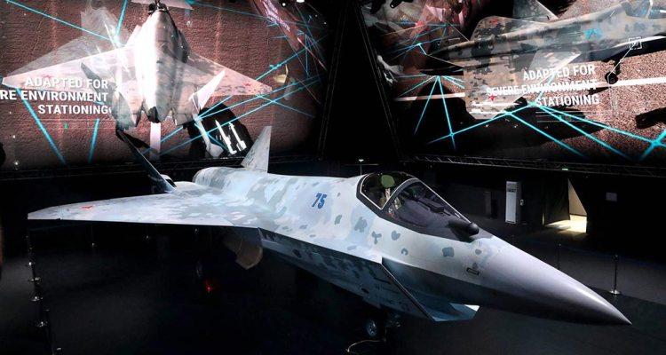 """Svelato """"Checkmate"""" il nuovo caccia russo di quinta generazione"""