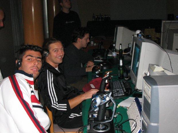 LAN Party AMVI - Ottobre 2005