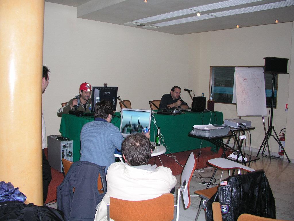 LAN Party AMVI - Novembre 2007