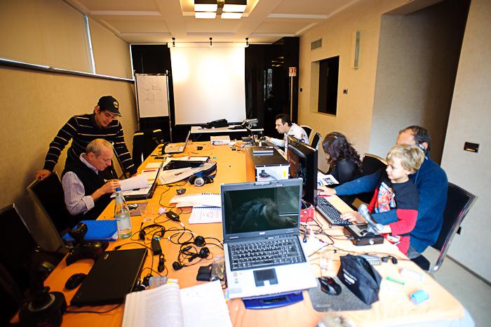 LAN Party AMVI - 4-6 Novembre 2011