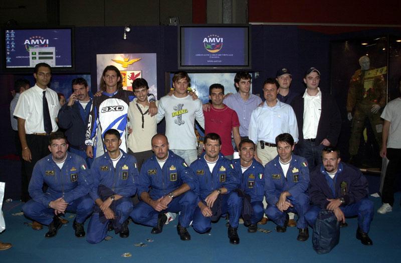 AMVI allo SMAU 2003