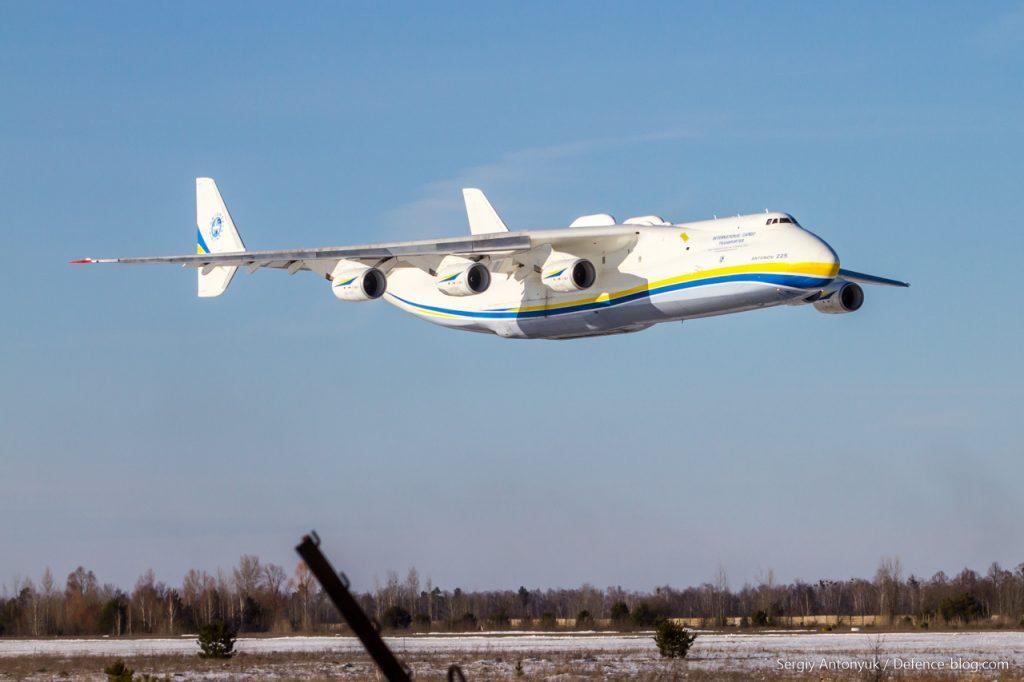 Torna a volare l'Antonov An-225