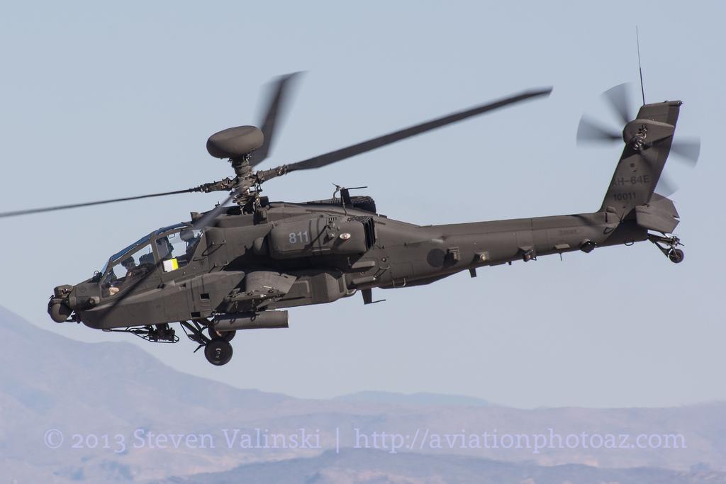 Boeing vende 268 elicotteri AH-64E Apache per 3,4 miliardi di dollari