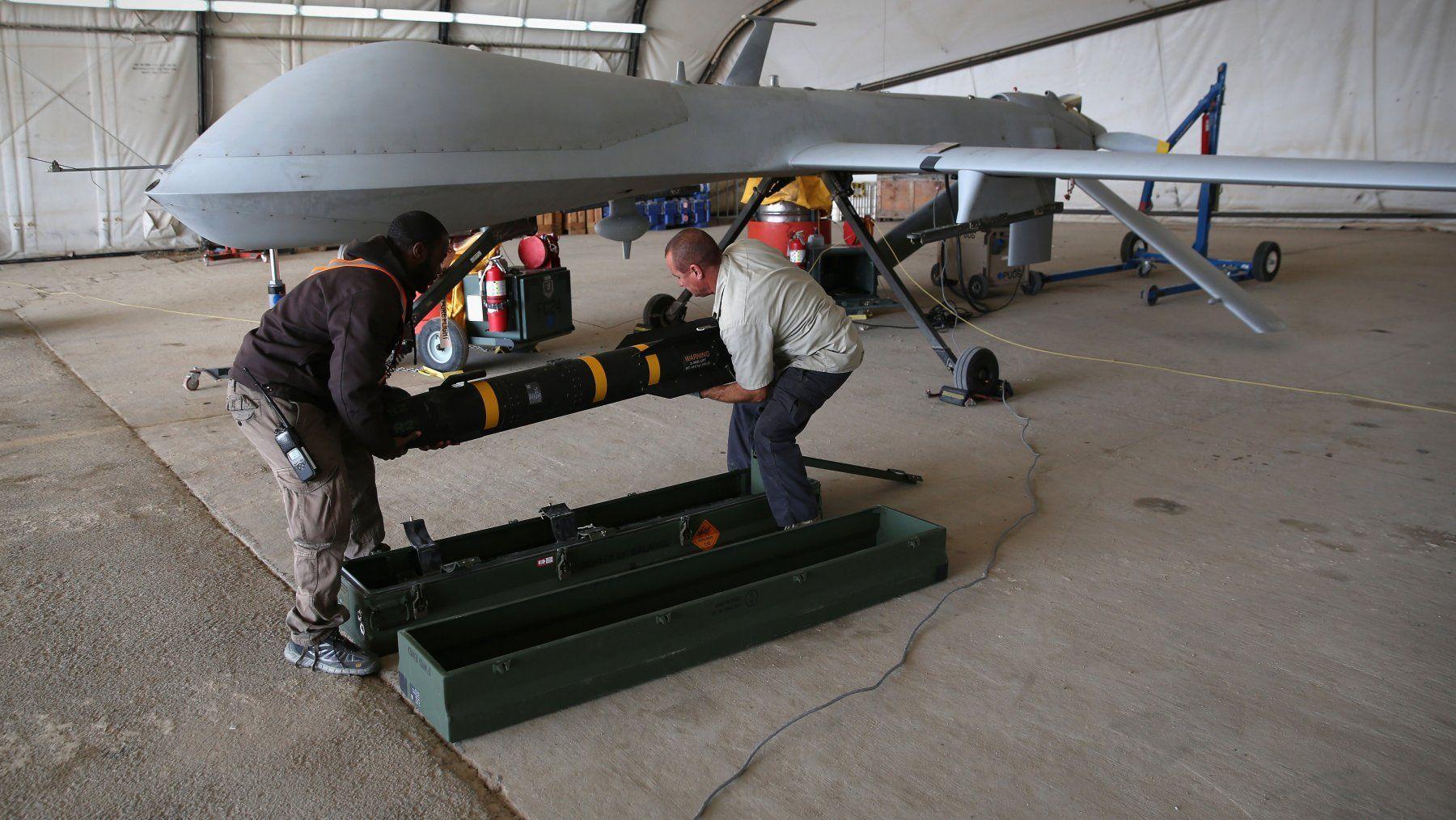 Droni, svelati 550 raid americani in Libia.Quasi tutti da Sigonella
