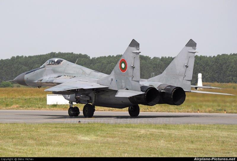 Sofia ha bloccato il ricorso ucraino sulla manutenzione dei MiG-29 in Russia