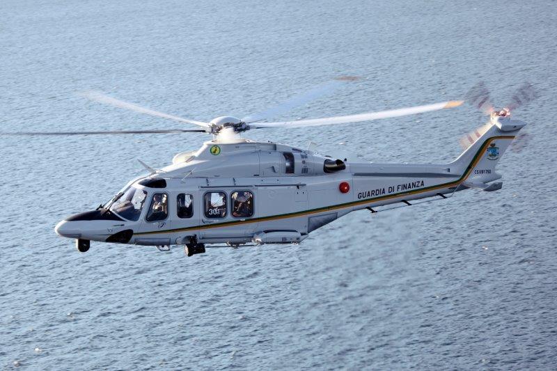 Altri AW139 per Guardia Costiera e Guardia di Finanza
