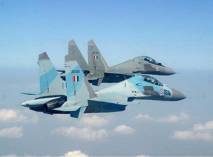 Altri Sukhoi Su-30 per l'Angola ?