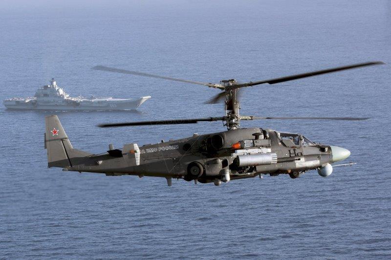 Nuovi elicotteri per la Marina Russa