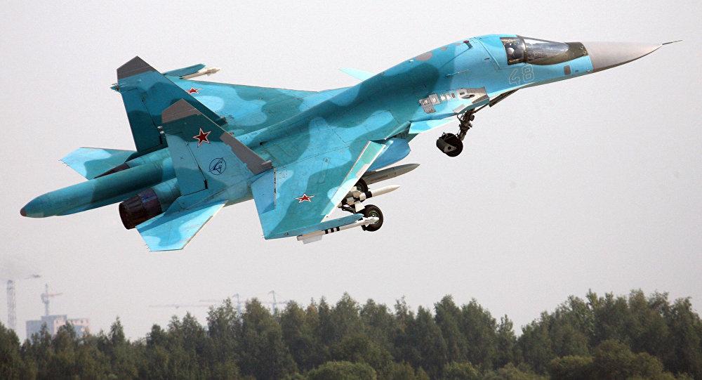 Primo ammodernamento per i Sukhoi Su-34