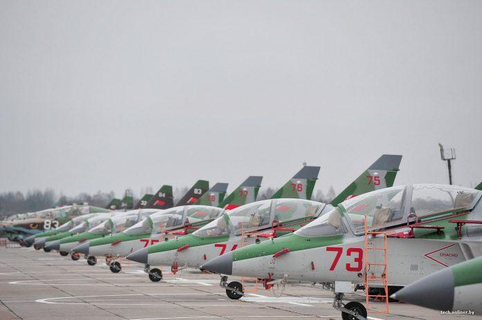 L'Aeronautica Bielorussa fa la spesa a Mosca