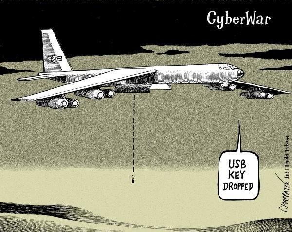 USA pronti a sganciare cyber-bombe sullo Stato Islamico