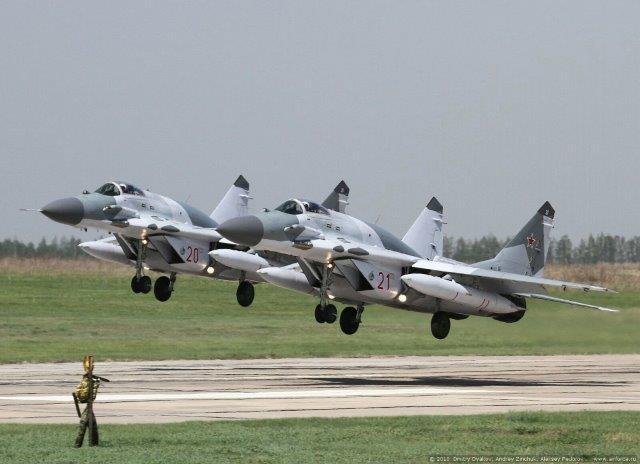 Nuovi MIg29SMT per le forze aeree russe