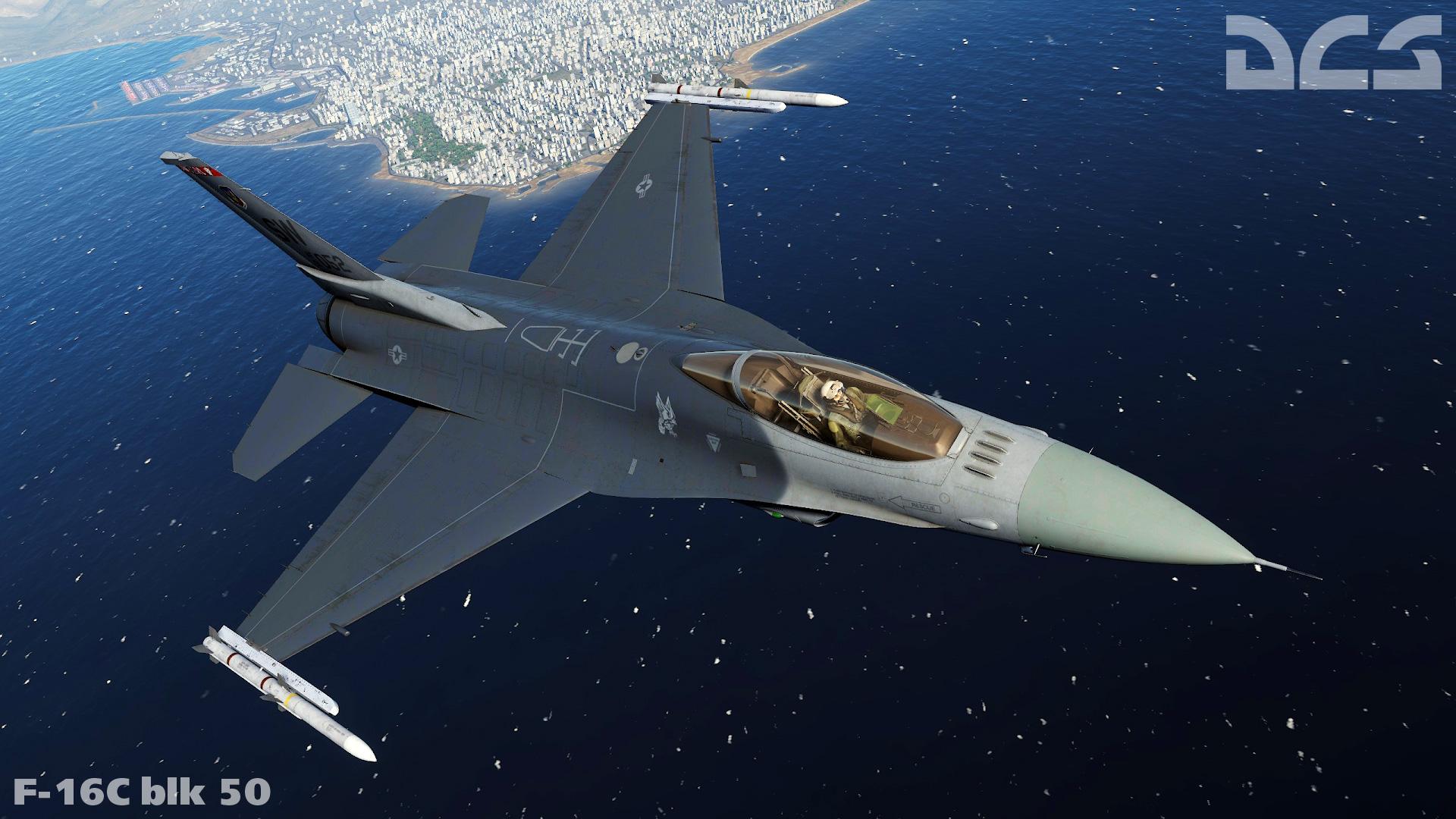 DCS: F-16C Viper