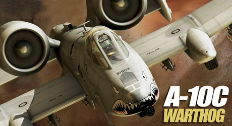 DCS: A-10C Warthog Graphical User Interface Manual (Italian)