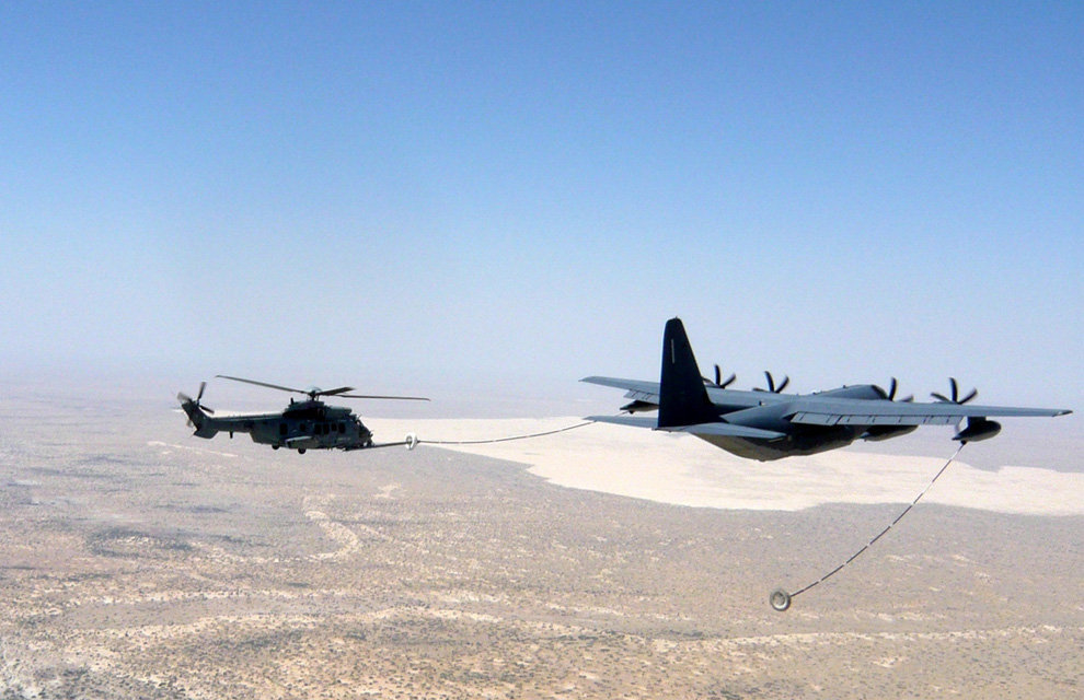 Un altro tanker KC-130J per potenziare le forze francesi nel Sahel