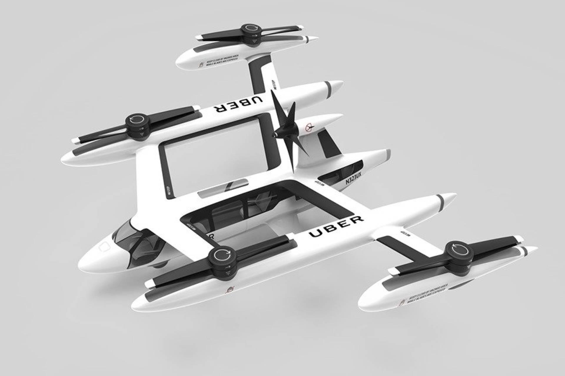 Intel promette taxi volanti entro cinque anni