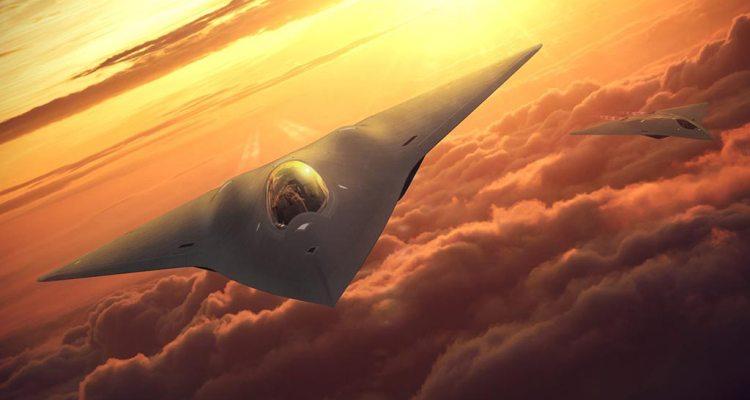 NGAD – Next Generation Air Dominance
