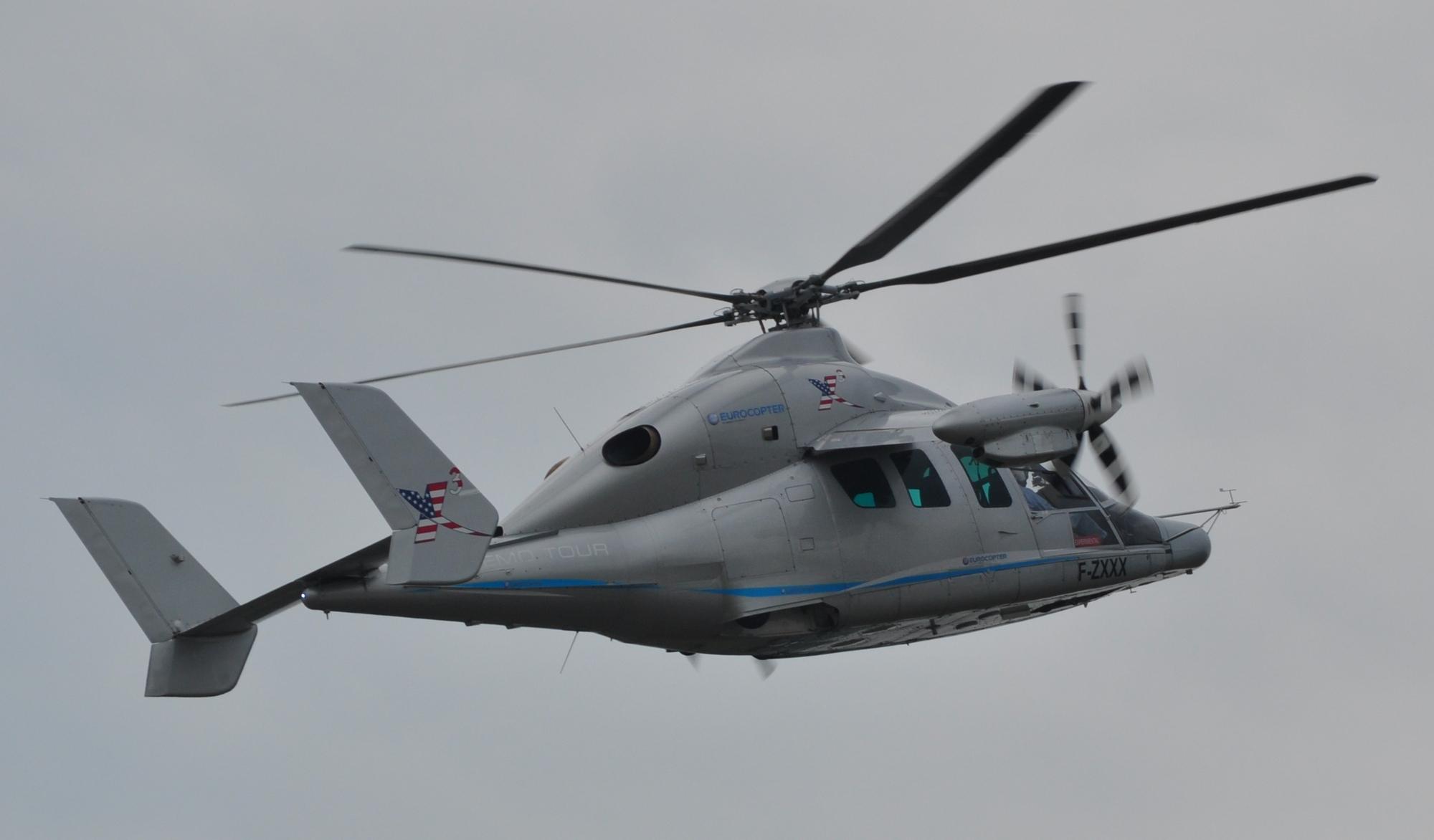 Elicottero X3 : Eurocopter vola a km h aeronautica militare virtuale italiana